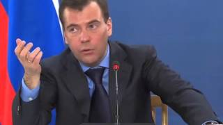 Медведев о юристах и инженерах.