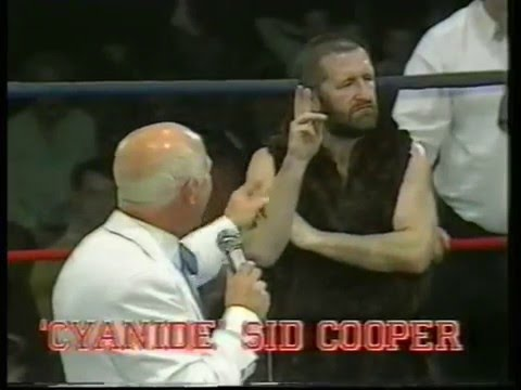 Andy Blair V Sid Cooper (Gala Trophy 1988)