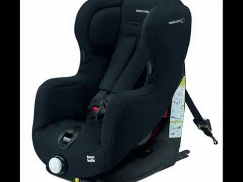 beb confort iseos isofix color negro youtube. Black Bedroom Furniture Sets. Home Design Ideas