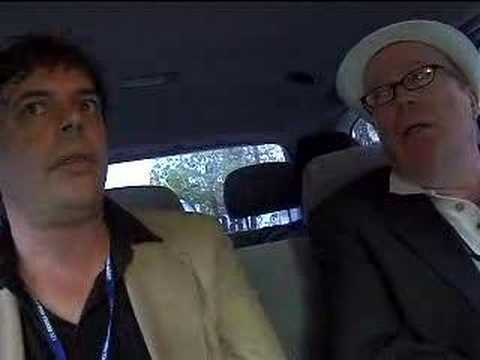 Montreal Film Fest '07~ Stephen Holt/Jacob Berger - Car Ride Pt.3