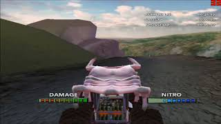 Monster Trux Extreme Offroad Nestlé PC - All Cars + Lap