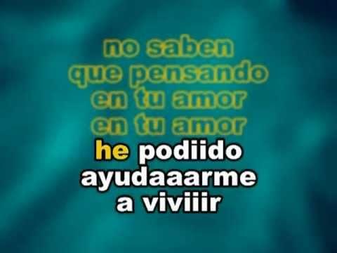 Jose Jose - El triste Karaoke Letras Lyrics - www.LetrasKaraoke.com