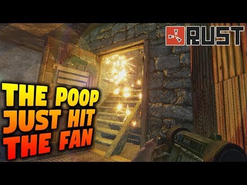 The poop just hit the fan | The Tree Fort