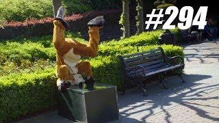 #294: Vervelende Mascottes in Pretpark [OPDRACHT]