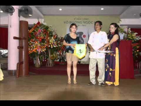 Vĩnh Xuân Ngọc Hà với lễ kỷ niệm 25 Năm thành lập.wmv