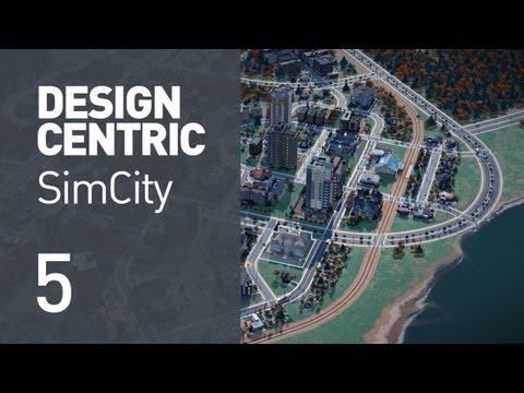 EP 5 — Mass Transit: Rail (Design Centric SimCity)