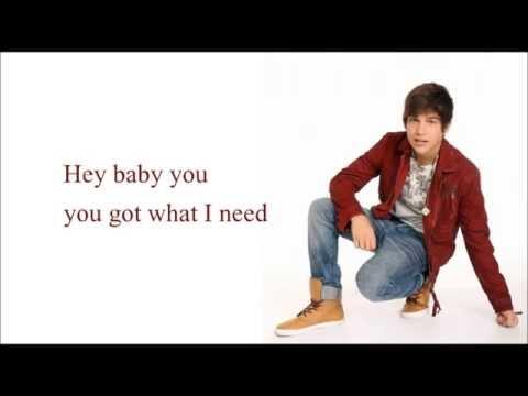 Austin Mahone - Say You're Just A Friend (lyrics)