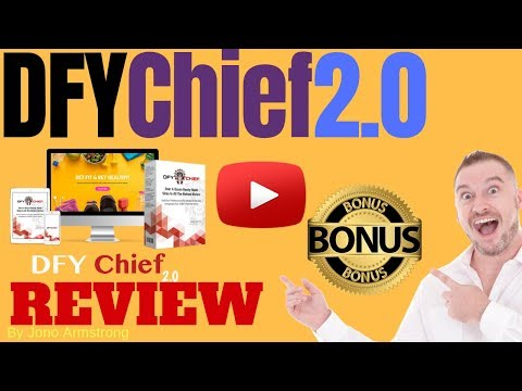 Get DFY Chief 2.0 Review ⚠️WARNING⚠️ DON'T GET Get DFY CHIEF 2.0 WITHOUT MY 👷CUSTOM👷 BONUSES!!