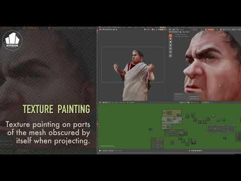 Blender In high end Game Trailer production - Henrik Svilling