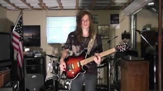 Van Halen Jamie