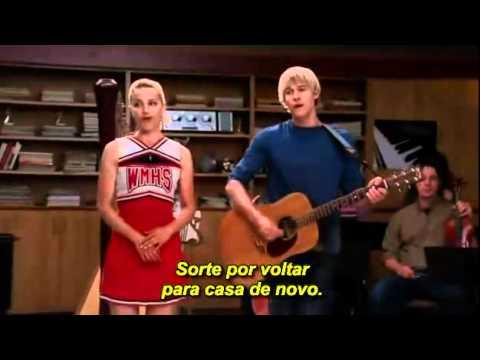 Glee - Lucky (Sam E Quinn)