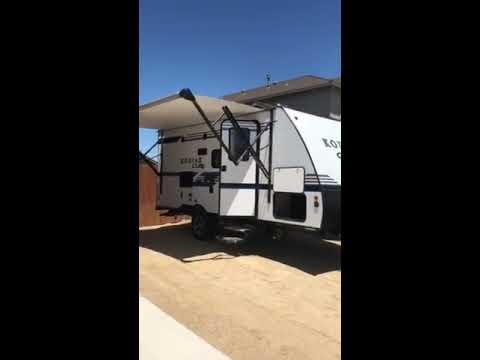 Review 2018 Kodiak Cub 175BH - YouTube