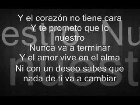 Prince Royce - Corazón Sin Cara (LETRA)