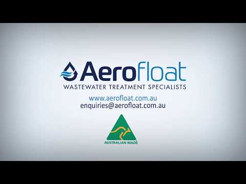Aerofloat Industrial Wastewater Treatment Overview | Dissolved Air Flotation | MBBR