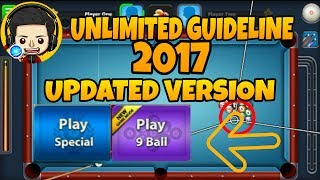 How to hack 8 ball pool unlimited guideline android|no root|2017