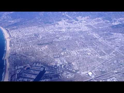 Los Angeles, California - Flying Over Los Angeles HD (2014)