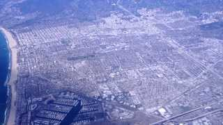 Los Angeles, California - Flying Over Los Angeles HD (2014)