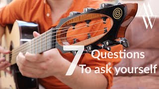 Is a Fan Fret Acoustic Guitar Right For You?