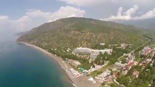 Республика Крым. Канакская балка. пансионат