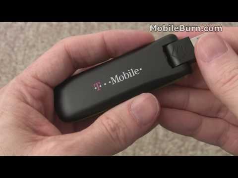 T-Mobile WebConnect USB Laptop Stick