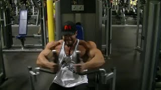 CHEST MASS in MASS with New England Nutrition! | Tiger Fitness