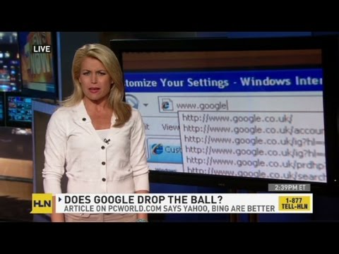 Study: Google not the best search engine