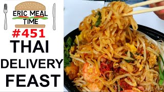 THAI FOOD DELIVERY - Eric Meal Time #451