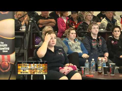 Melbourne Cup 2011 Womens Final - Bec Whiting v Ann-Maree Putney