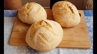 Рецепт хлеба в духовке