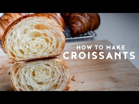 How to Make Croissants | Recipe