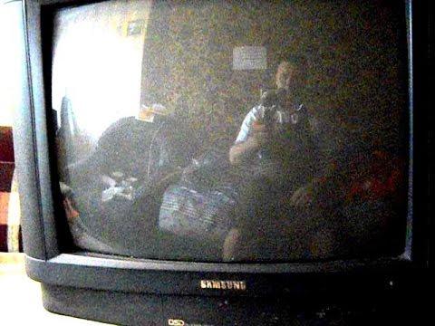 Ремонт кинескопного телевизора Samsung