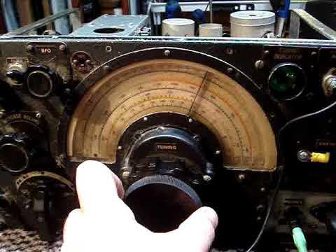Dab Hand Radio Lancaster Bomber Radio Dem0