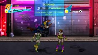 Double Dragon Neon Gameplay PC HD