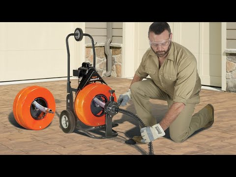 Speedrooter XL - Long Distance Clog Busting Power