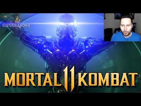 REACTING To All MK11 FINISHERS! - Mortal Kombat 11: All Characters Finisher REACTION!