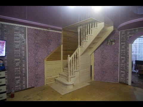 Как выбрать внутреннюю лестницу для частного дома