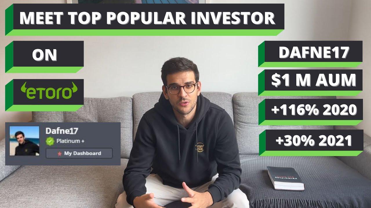 top investor etoro