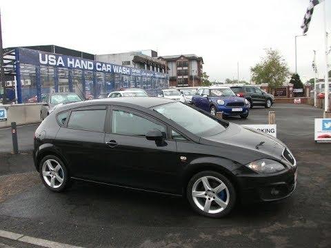 2011 Seat Leon Sport 2.0TDi (140ps)- Heated Seats & Sat-Nav