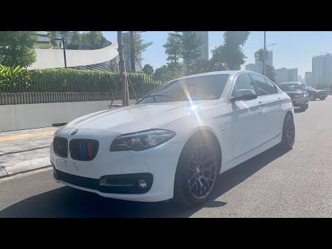 Bán phá giá siêu phẩm BMW 520i 2015 cực đẹp , giá rẻ như Camry , trả trước 400 triệu có xe đi !