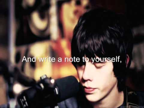 Note To Self-Jake Bugg (Lyrics)