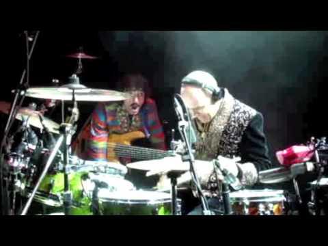 Christian Meyer amazing drum solo! live bellimbusti tour 2010