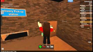 ROBLOX-Work at a pizza place-a tour of the game-