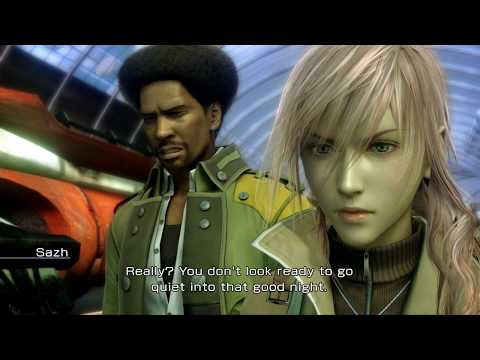 Let's Play Final Fantasy XIII [Part 6] - Purge train