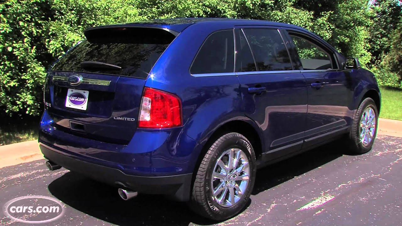 Ford Edge Exhaust Note