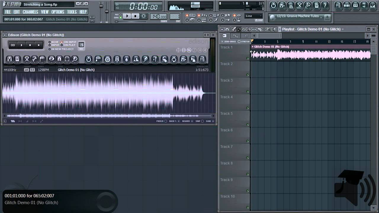 How To Change the Tempo of a Song Without Changing Its Pitch (FL ...