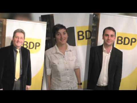 Gründung der BDP Sektion Illnau-Effretikon ZH