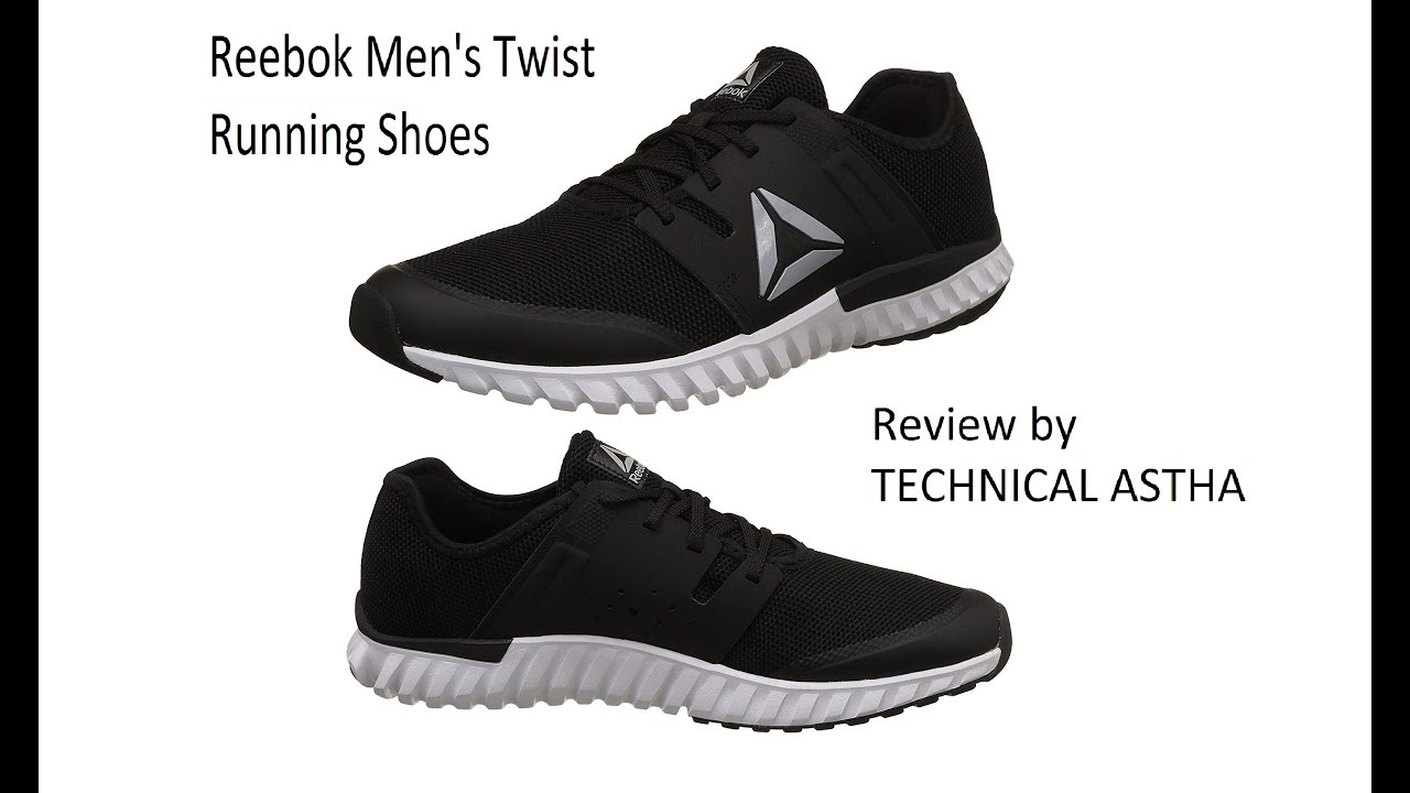 97e8cdbc4f5d Reebok Men s Twist Running Shoes in HINDI by TECHNICAL ASTHA - YouTube