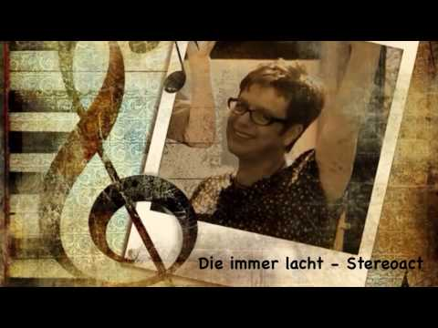 Die immer lacht - Stereoact f. Kerstin Ott /Guitar/Tutorial/Lyrics/Cover/Chords