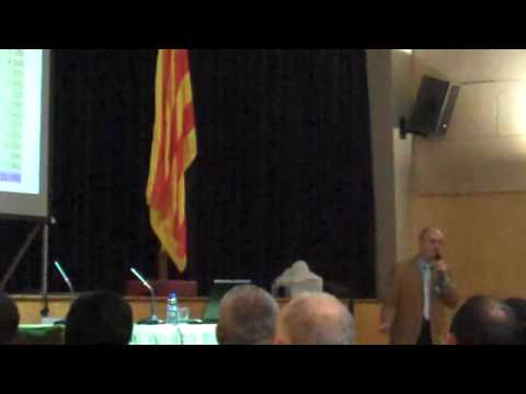 CAT - Acte econòmic sobre el dèficit fiscal de Catalunya (2/4)