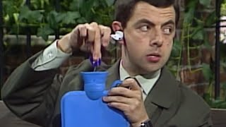 Racer Bean  Funny Episodes   Classic Mr Bean